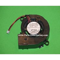 Epson Projector Intake Fan- EMP-1717, EX100, PowerLite 1700c, 1705c, 1710c 1715c