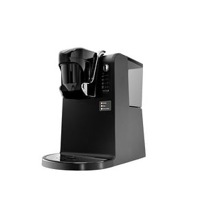 Aquverse AC100-K Single Serve Coffee Brewer - Black
