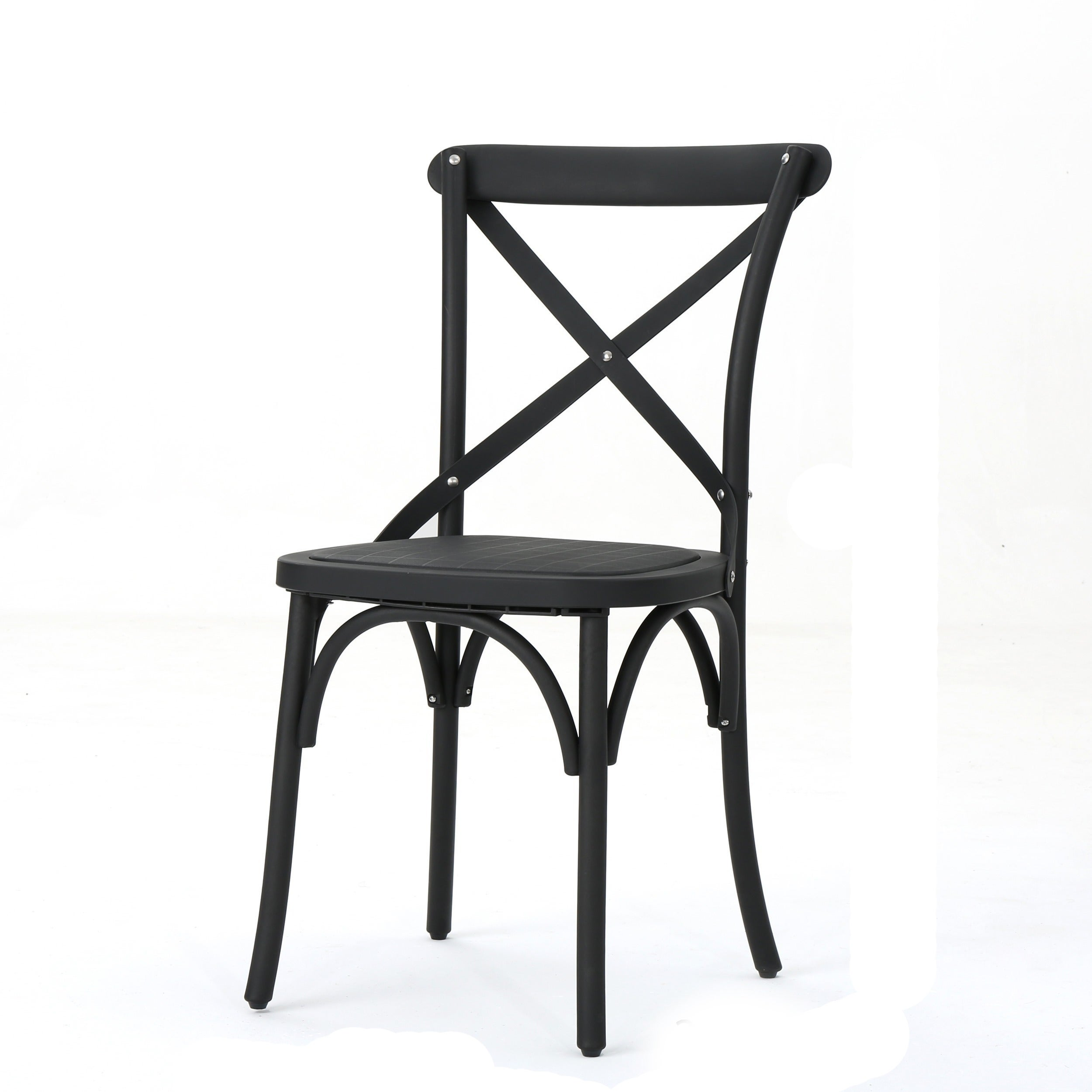 Danish Outdoor Farmhouse Dining Chair Set Of 4 By For Sale Online