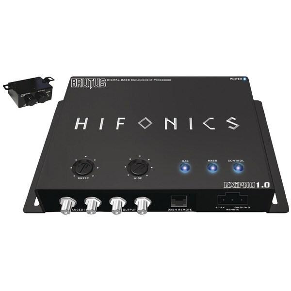 Hifonics Bxipro 1.0 Bxipro 1.0 Bass Enhancement Processor