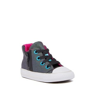 Converse Baby Boy 756038f sport zip Fabric Lace Up Sneakers - 4 infant