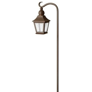Hinkley Lighting H1555 12v 18w Solid Brass Path Light from the Bratenahl Collection