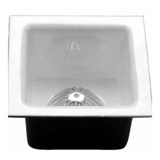 ProFlo PFADS Aluminum Dome Strainer for Floor Sink