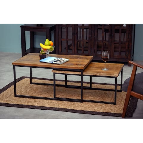 Chicago Nesting Coffee Table Set of 2
