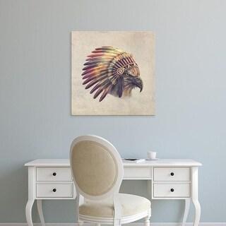 Easy Art Prints Terry Fan's 'Chief' Premium Canvas Art