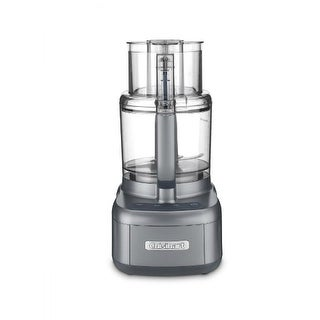 Cuisinart Elemental 11 Food Processor - Grey Metallic Food Processor
