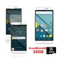 Indigi® 6.0inch Factory unlocked 3G Smartphone Android 5.1 SmartPhone + WiFi + Bluetooth Sync + 32gb microSD Included - White - Thumbnail 0