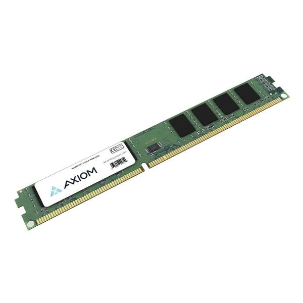 Axiom 46W0708-AX Axiom 8GB DDR3 SDRAM Memory Module - 8 GB - DDR3 SDRAM - 1600 MHz DDR3-1600/PC3-12800 - 1.35 V - ECC -
