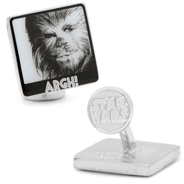 Chewbacca Argh! Cufflinks