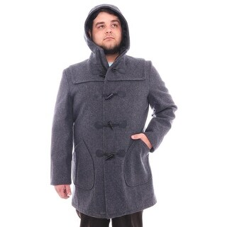 Schott N.Y.C  Hooded Toggle Coat Basic Coat OXG