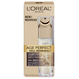 L'Oreal Paris Age Perfect Cell Renewal Golden Serum 1 oz