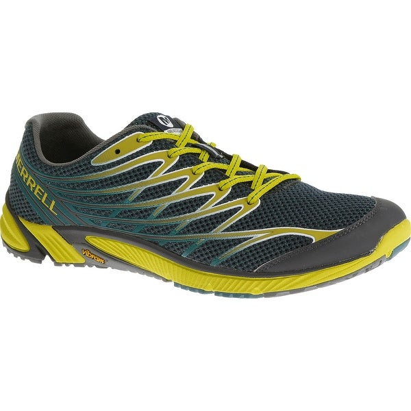 ef69874633 Merrell Men's Bare Access 4 Trail Running Shoe, Dragonfly/Bright