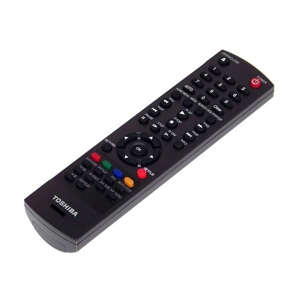 OEM Toshiba Remote Control Originally Shipped With BDX2150 & BDX2150KC