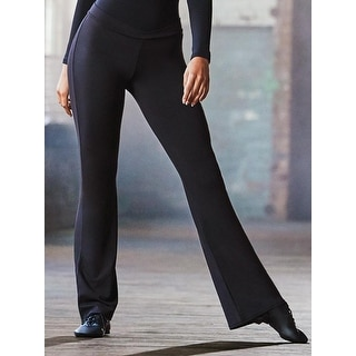 Link to Mid-Rise Stretch Jazz Pant for Active Lifestyles Similar Items in Athletic Clothing
