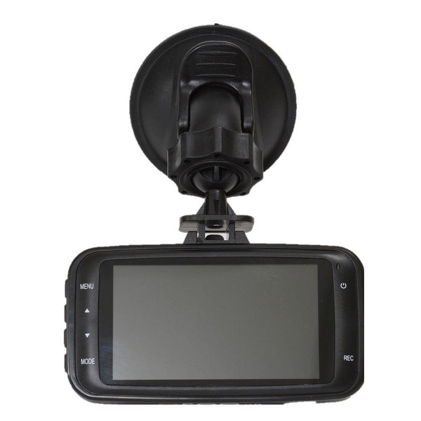 Q-See Q-Gohd 1080P Hd Dash Camera With 2.7 Inch Digital Display And 8Gb Sd Card Included