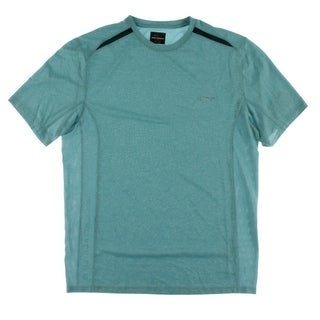 Greg Norman Mens Shirts & Tops Heathered Stretch - M