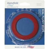 Mansfield Plumbing Flush Valve Seal Kit 106300030 Unit: EACH
