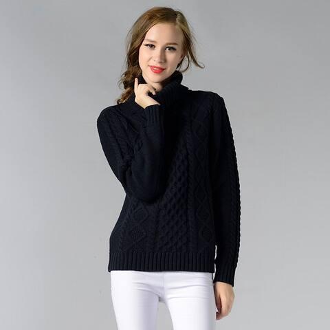 Turtleneck Sweater Long Sleeve Bottoming Shirt
