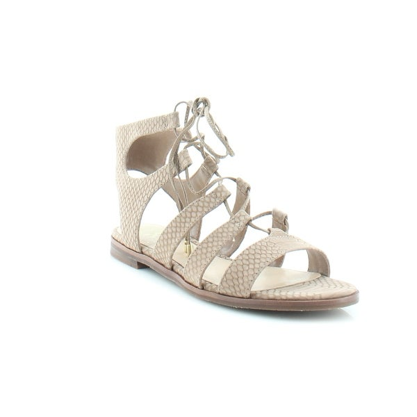 Vince Camuto Tany Women's Sandals & Flip Flops Mochaccino Exotic