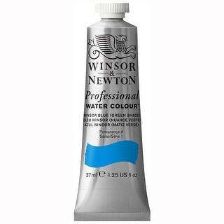 Winsor & Newton - Professional Watercolor - 37ml Tube - Winsor Blue Green Shade