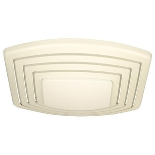 Craftmade TFV110SL 110 CFM Ventilation Fan / Light Combination from the Ventilation Collection - White