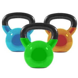 Perform Better Vinyl Kettlebells (Sold as Singles)