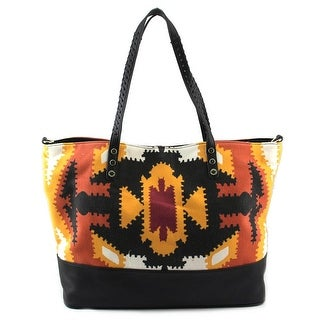 Steve Madden Balonzo Women   Polyester  Tote - multi-color