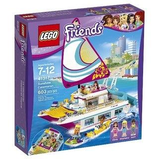 LEGO(R) Friends Sunshine Catamaran (41317)