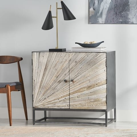 Conley Wood Cabinet by Christopher Knight Home