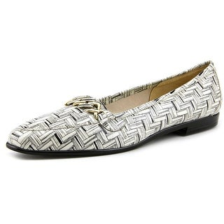 Amalfi By Rangoni Oste SS Pointed Toe Leather Loafer