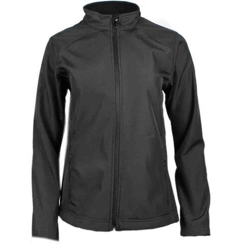 Page & Tuttle Softshell Jacket Womens Athletic Jacket Lightweight -