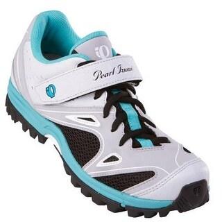 Pearl Izumi 2013/14 Women's X-ALP Impact Mountain Bike/Hiking/Running Shoe - 15213003 - black/scuba blue