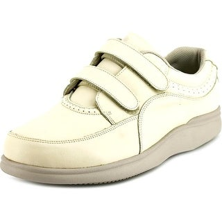 Hush Puppies Power Walker II Women Round Toe Leather Walking Shoe