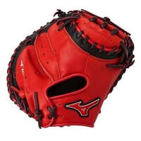 Mizuno Adult Baseball MVP Prime SE 34-Inch Catchers Mitt, RHT GXC50PSE4
