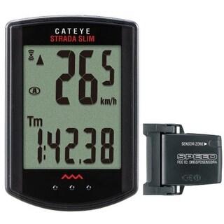 CatEye Strada Wireless Universal Bicycle Computer - CC-RD310W-U - Black