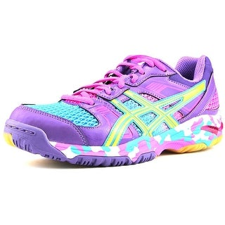 Asics Gel-Volleycross 3 Women Round Toe Synthetic Purple Sneakers