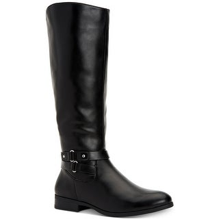 Link to Style & Co. Womens Kindell Closed Toe Knee High Fashion Boots Similar Items in Women's Shoes