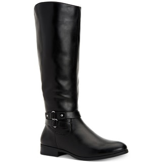 Link to Style & Co. Womens Kindell Closed Toe Mid-Calf Fashion Boots Similar Items in Women's Shoes