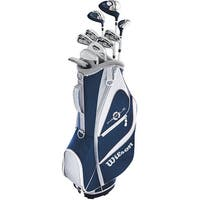 Wilson Women's Profile XD Golf Complete Set Cart (Right Hand)