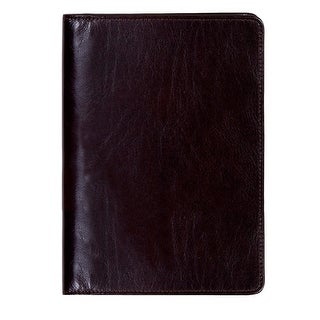 Link to Scully Western Planner Italian Leather Weekly Desk Compact - Walnut - One Size Similar Items in Planners & Accessories