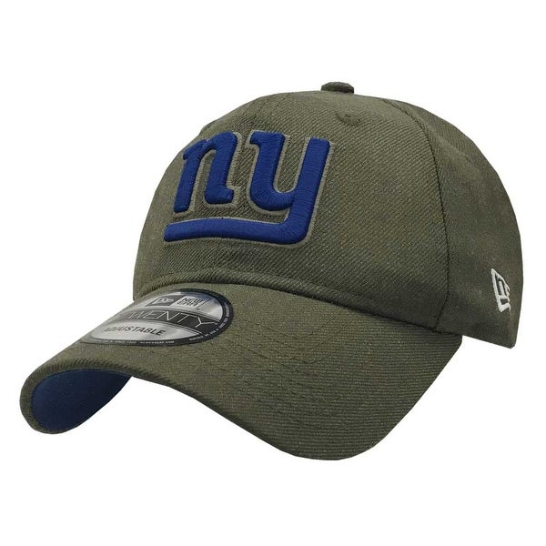 483255ed646 Shop New Era 2018 NFL New York Giants Salute to Service Baseball Cap Hat  920 Military - Free Shipping On Orders Over  45 - Overstock - 23577502