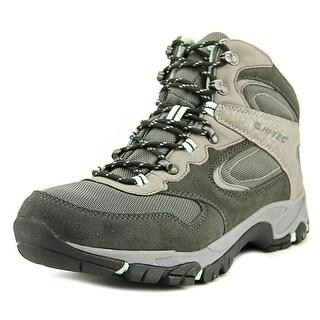 Hi-Tec Altitude Lite I WP Women Round Toe Suede Gray Hiking Boot