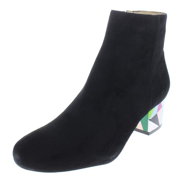 Katy Perry Womens The Farrar Closed Toe Ankle Fashion Boots