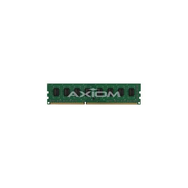Axion MP1866E/4G-AX Axiom PC3-14900 Unbuffered ECC 1866MHz 4GB ECC Module - 4 GB - DDR3 SDRAM - 1866 MHz DDR3-1866/PC3-14900 -