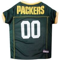 NFL Green Bay Packers Pet Jersey
