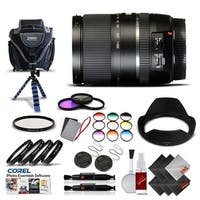 Tamron 16-300 f/3.5-6.3 Di II VC SN International Version (No Warranty) Pro Kit - black