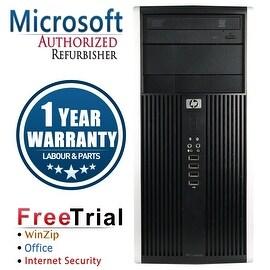 Refurbished HP Compaq 6200 Pro Tower Intel Core I3 2100 3.1G 8G DDR3 320G DVD Win 7 Pro 64 1 Year Warranty