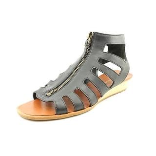 Via Spiga Park Open Toe Leather Gladiator Sandal