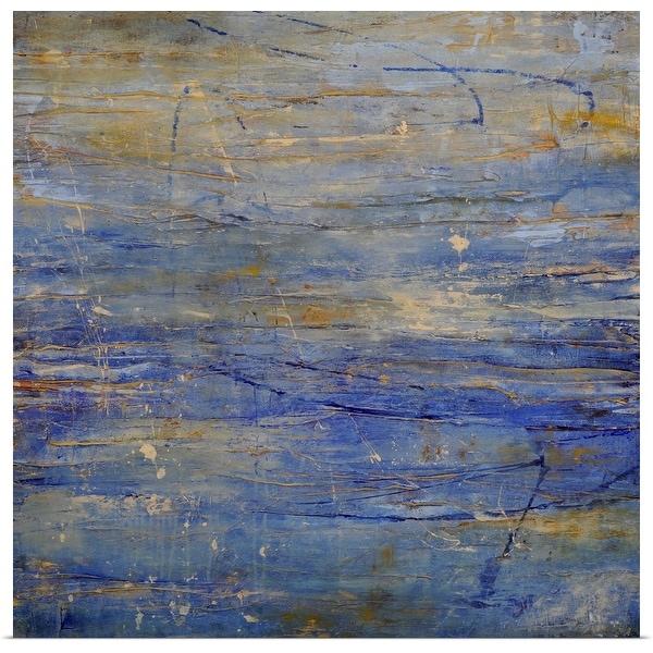 """""""Moonlit Harbor"""" Poster Print"""