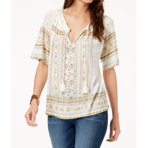 acf1b0c54060f5 Lucky Brand Tops   Find Great Women's Clothing Deals Shopping at ...